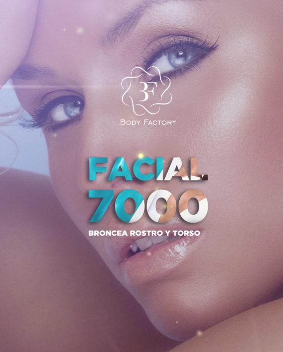 facial7000